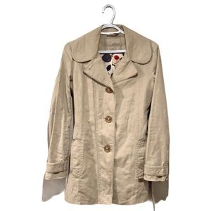 Aritzia Wilfred Linen Trench - Women's Size Small